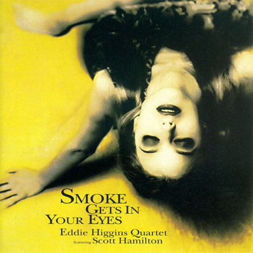 The Eddie Higgins Quartet Smoke Gets In Your Eyes Single-Layer Stereo Japanese Import SACD