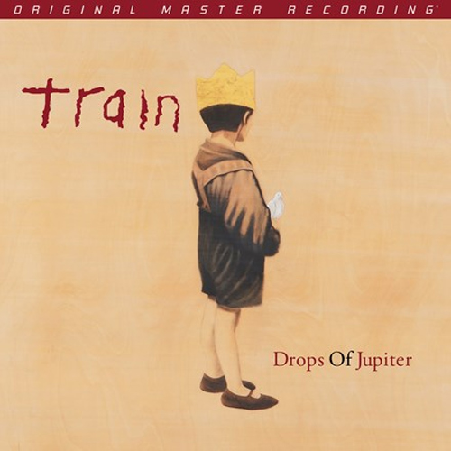 Train Drops Of Jupiter Numbered Limited Edition 180g LP