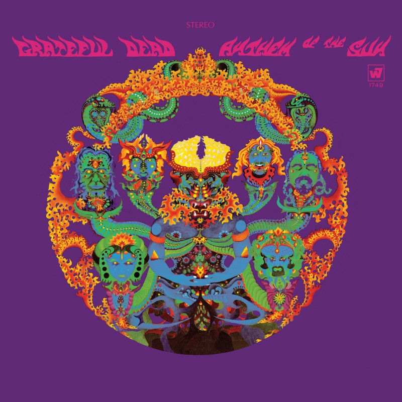 The Grateful Dead Anthem Of The Sun (1971 Remix) 180g LP