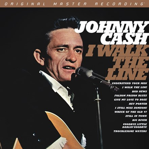 Johnny Cash I Walk The Line Numbered Limited Edition 45rpm 180g 2LP (Mono)