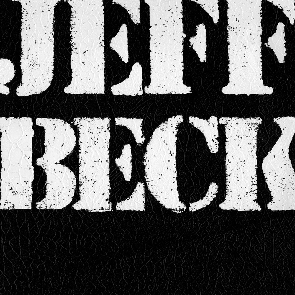 Jeff Beck There And Back 180g LP (Translucent Blue Vinyl)