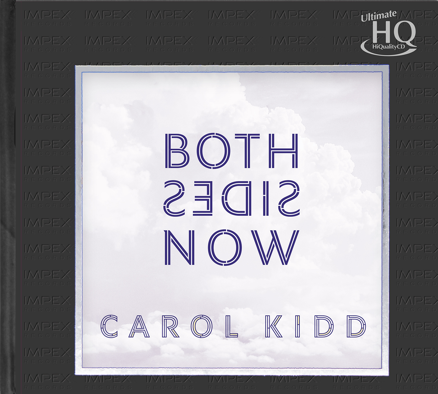 Carol Kidd Both Sides Now Numbered Limited Edition UHQCD