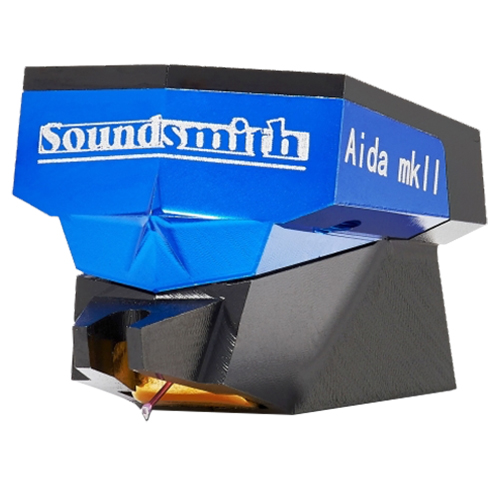 Soundsmith Aida MKII ES Cartridge 2.12mV (Medium Compliance)
