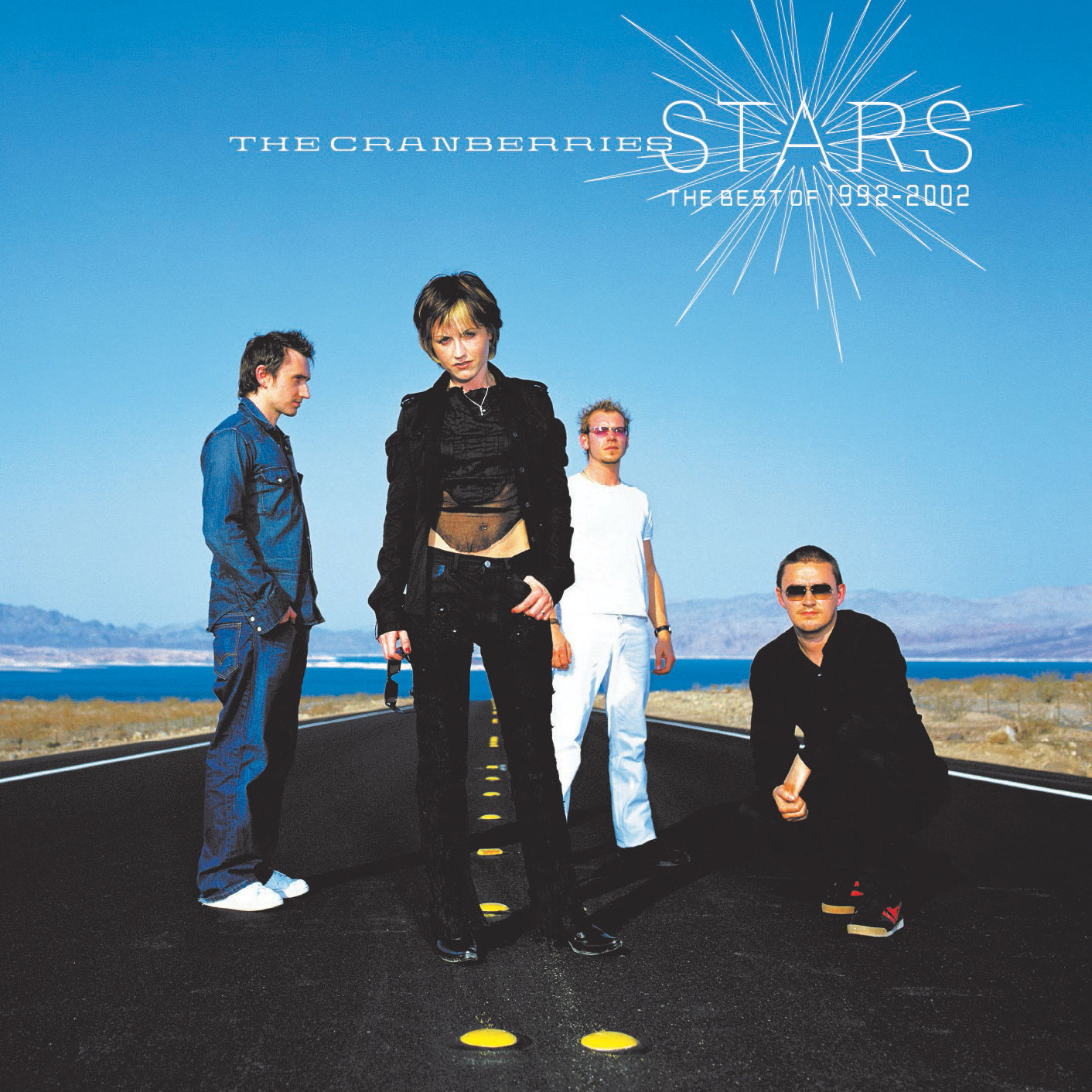 The Cranberries Stars - The Best Of 1992-2002 Numbered Limited Edition Hybrid Stereo Japanese Import SACD