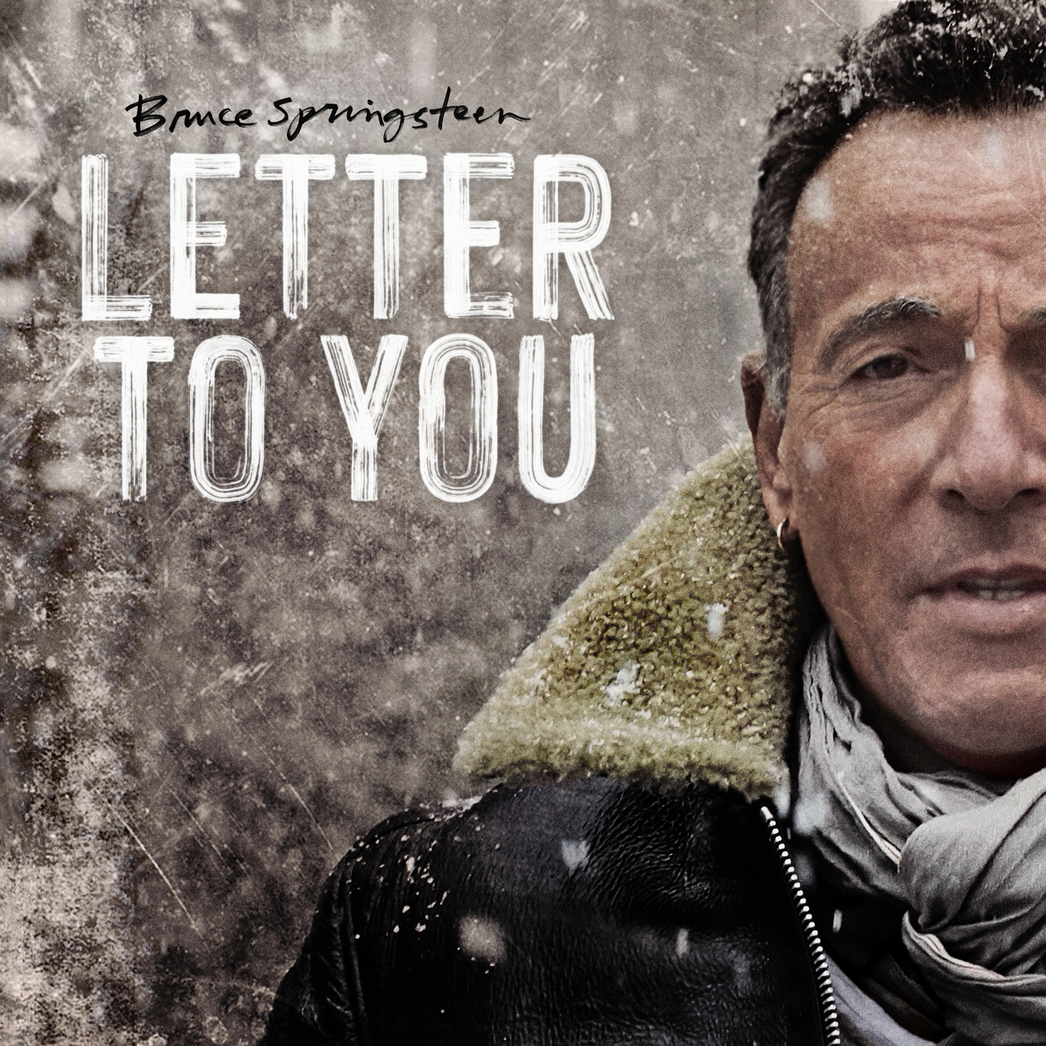 Bruce Springsteen Letter To You 2LP