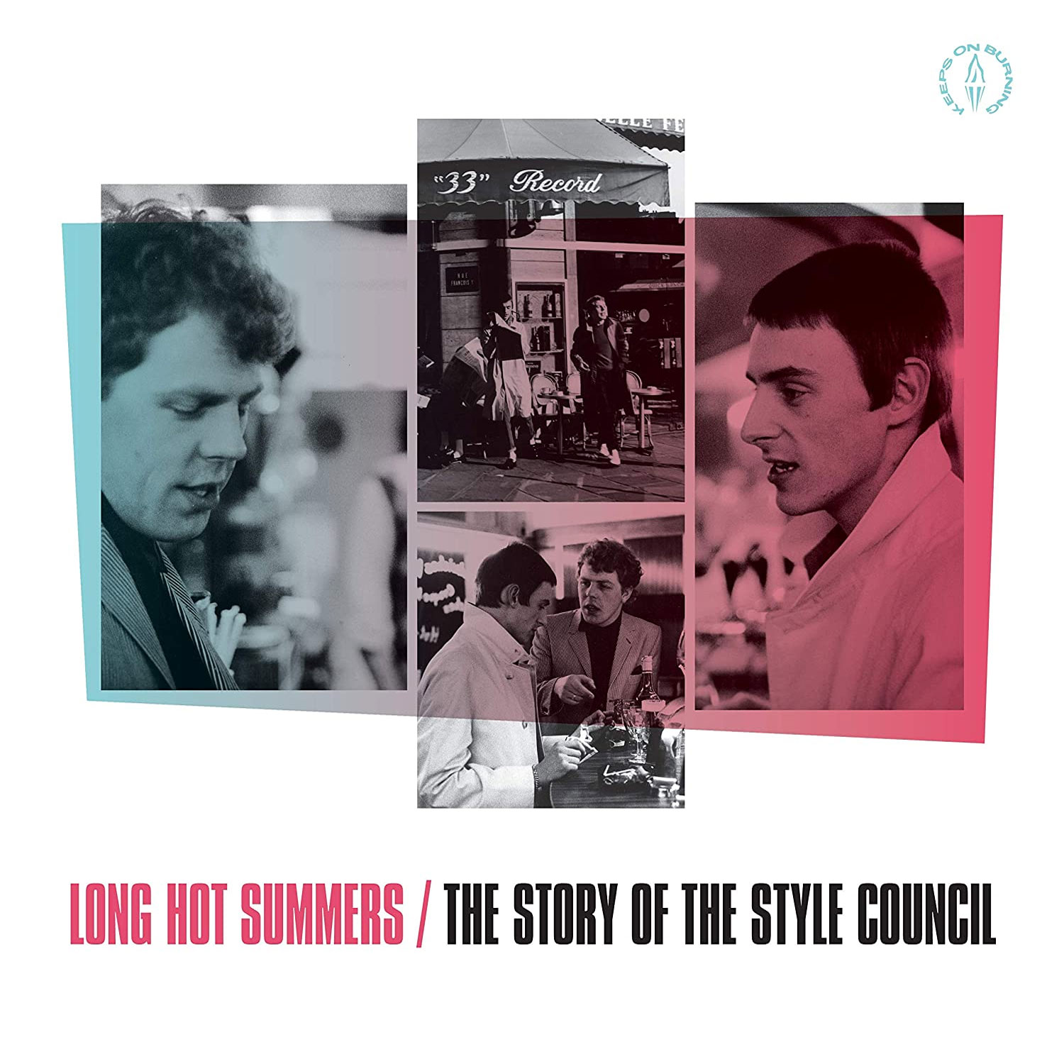 The Style Council Long Hot Summers: The Story Of The Style Council 3LP