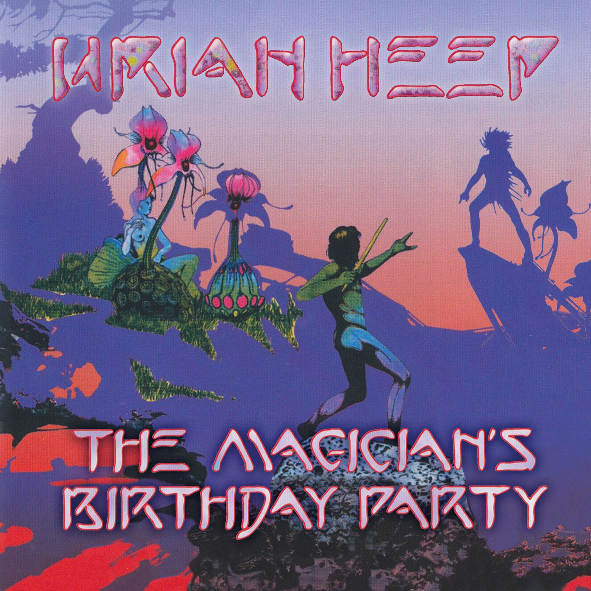 Uriah Heep The Magician's Birthday Party 2LP