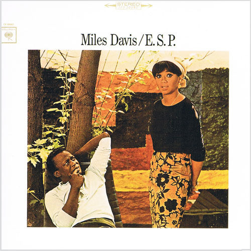 Miles Davis E.S.P. Numbered Limited Edition 180g LP Scratch & Dent