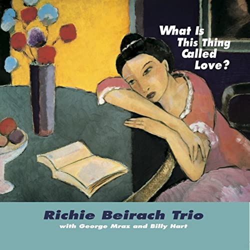 The Richie Beirach Trio What Is This Thing Called Love? 180g LP