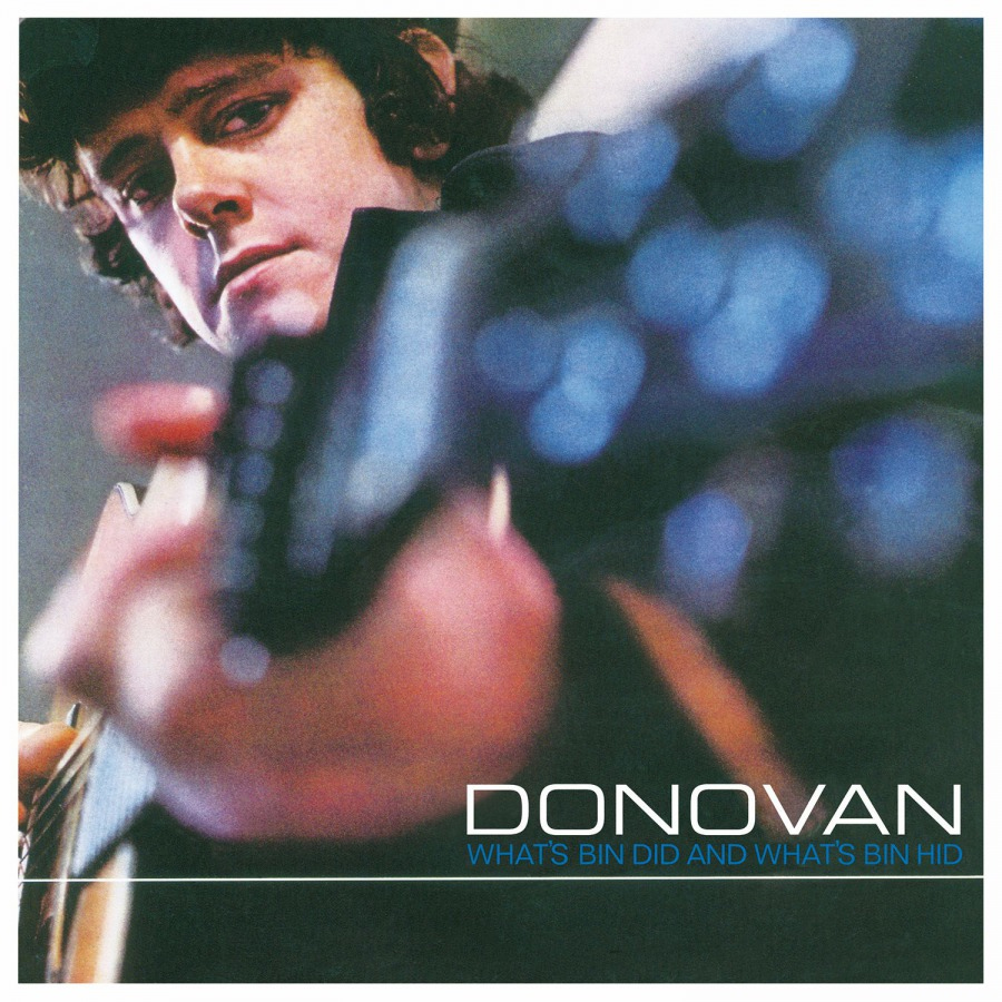 Donovan What's Bin Did And What's Bin Hid 180g Import LP