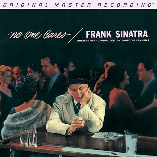 Frank Sinatra No One Cares Numbered Limited Edition Hybrid Stereo SACD