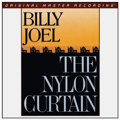 Billy Joel The Nylon Curtain Numbered Limited Edition 180g 45rpm 2LP