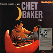 Chet Baker It Could Happen To You (Chet Baker Sings) LP