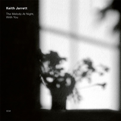 Keith Jarrett The Melody at Night With You LP Scratch & Dent