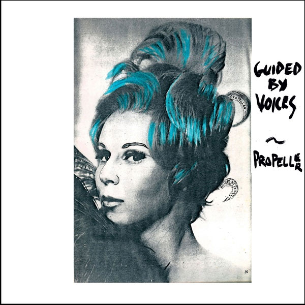 Guided By Voices Propeller LP