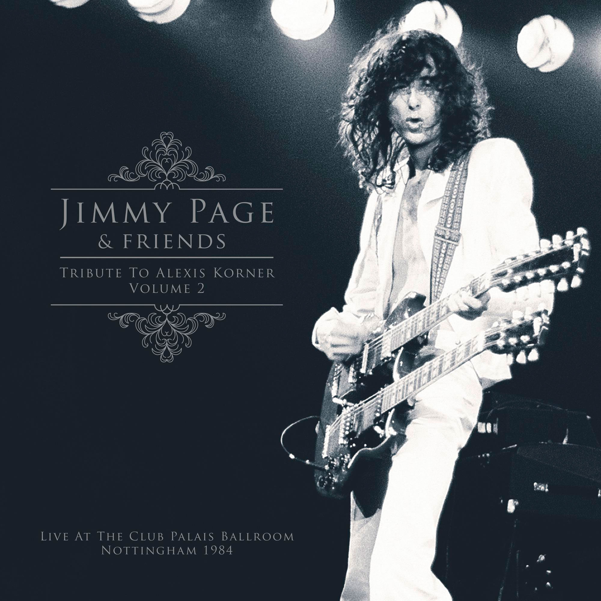 Jimmy Page & Friends Tribute To Alexis Korner Volume 2 2LP