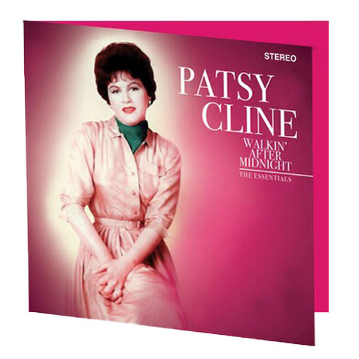 Patsy Cline Walkin' After Midnight - The Essentials 2LP (Color Vinyl)