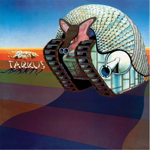Emerson, Lake & Palmer Tarkus LP