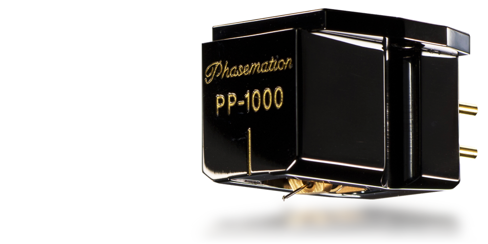 Phasemation PP-1000 MC Phono Pickup Cartridge (0.29 mV)
