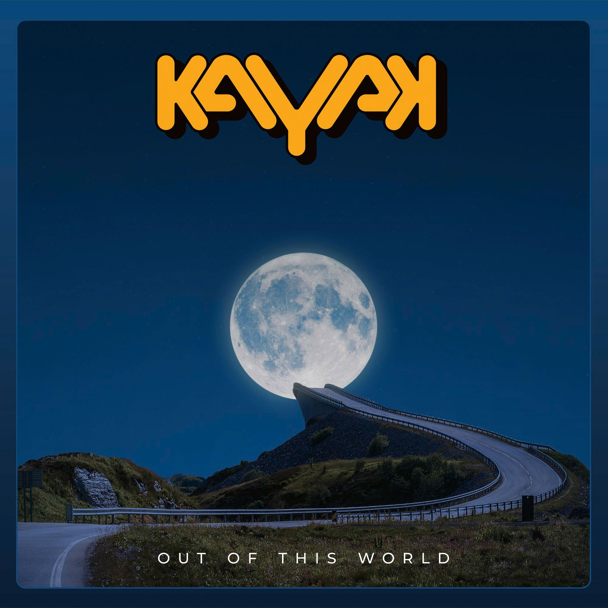 Kayak Out Of This World 180g 2LP & CD