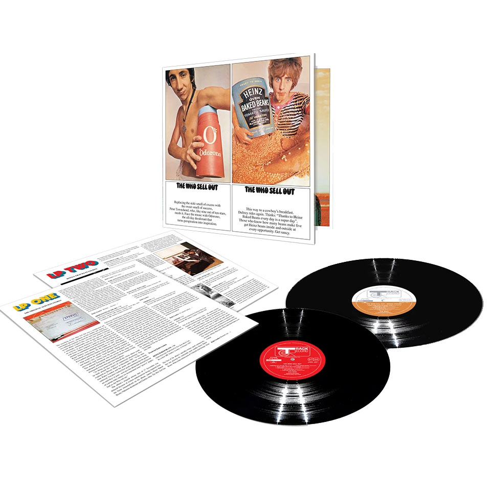 The Who The Who Sell Out 2LP