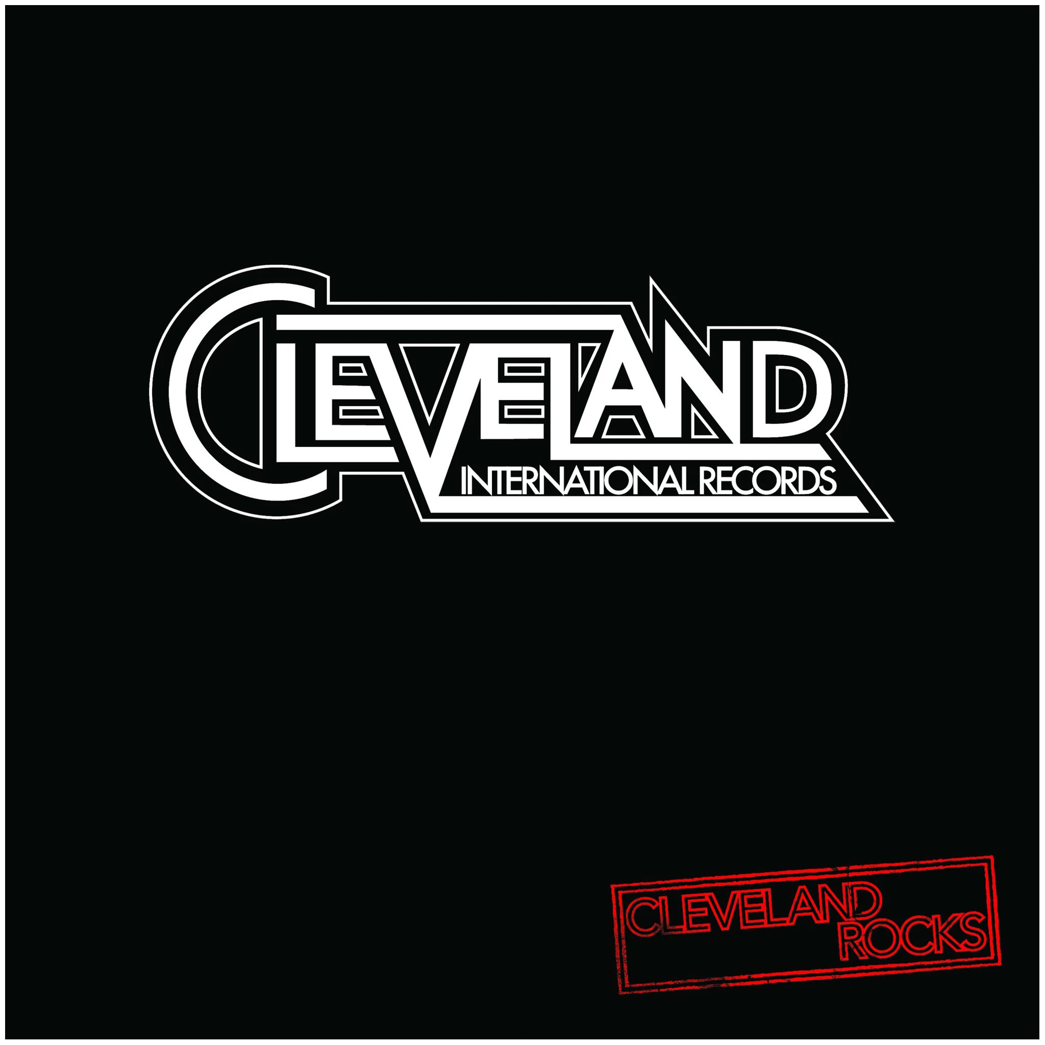 Cleveland International Records: Cleveland Rocks LP