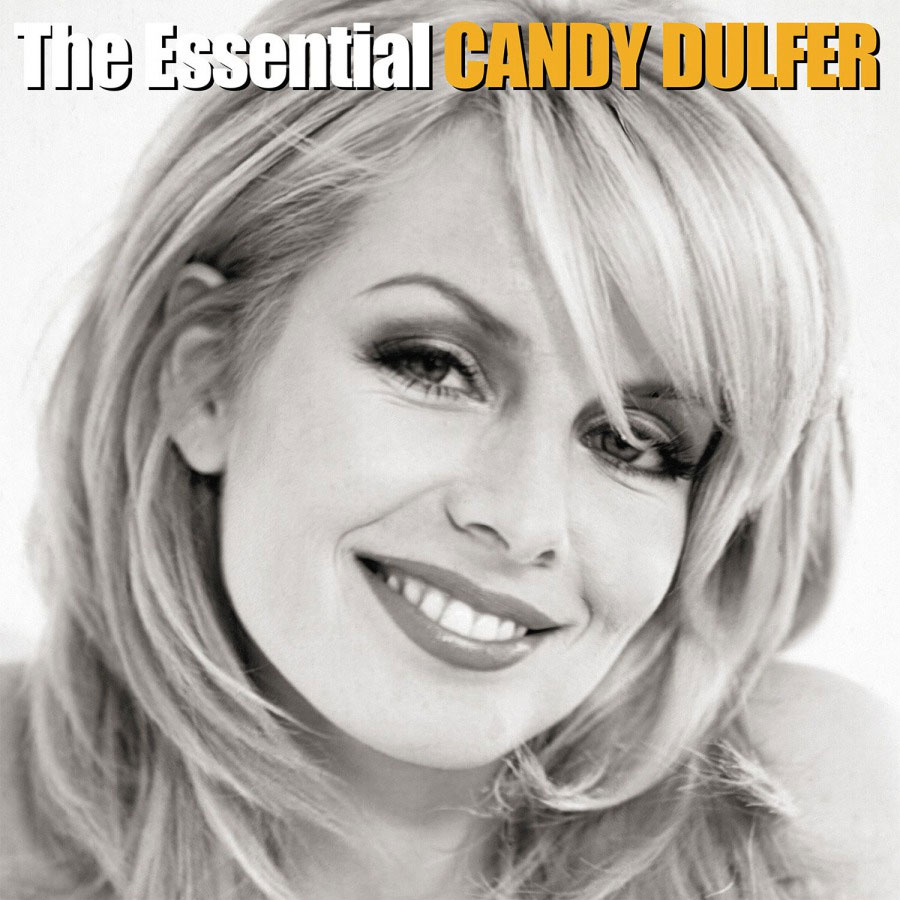 Candy Dulfer The Essential Candy Dulfer 180g Import 2LP