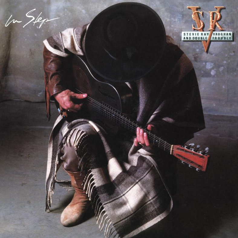 Stevie Ray Vaughan and Double Trouble In Step 180g LP