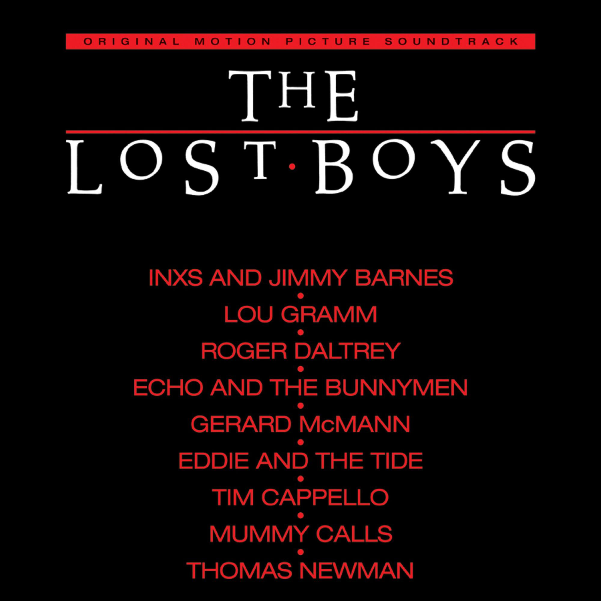 The Lost Boys - Original Motion Picture Soundtrack 180g LP (Gold Vinyl)