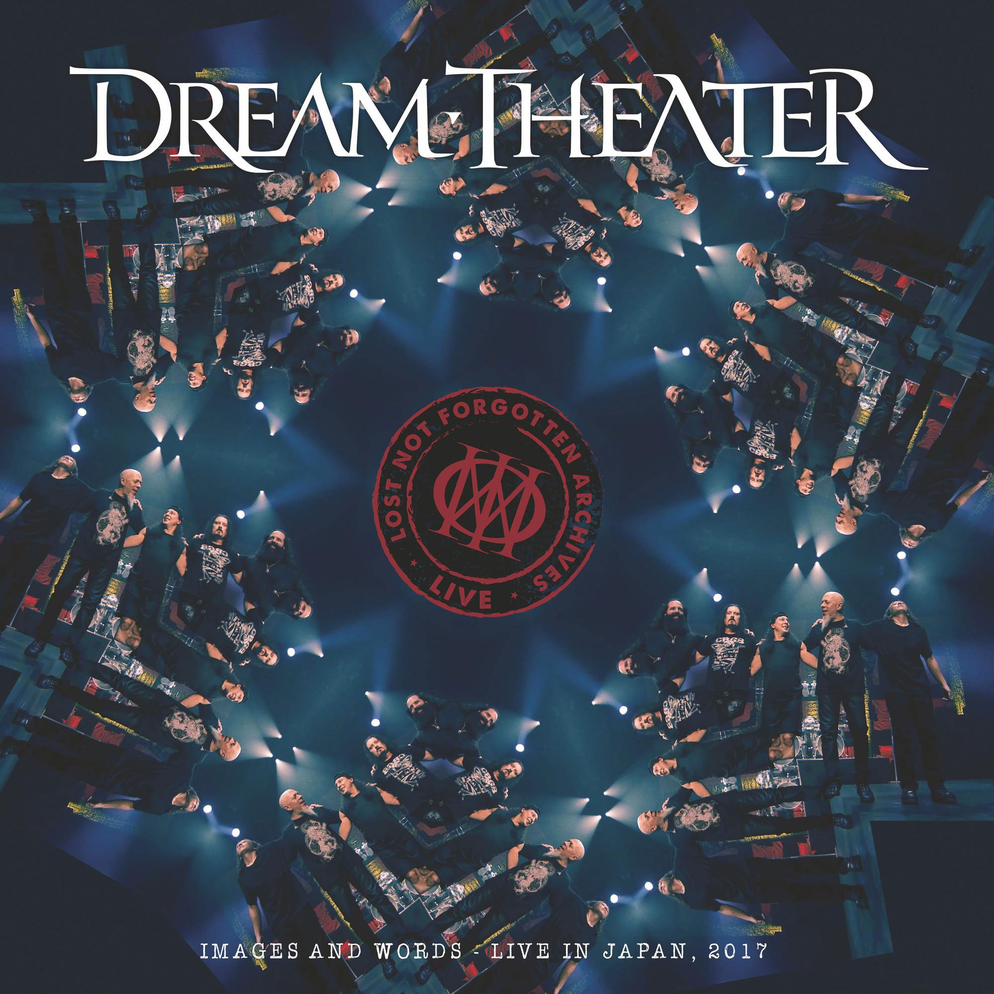 Dream Theater Lost Not Forgotten Archives: Images And Words - Live In Japan, 2017 2LP & CD
