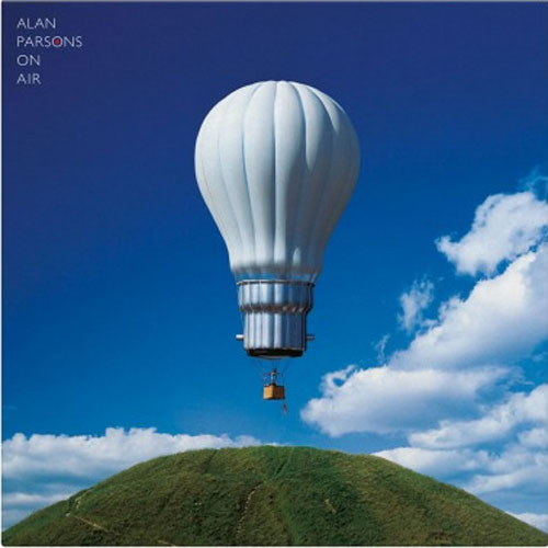 Alan Parsons On Air Numbered Limited Edition 180g Import LP (Transparent Vinyl)
