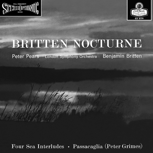 Britten Nocturne Low Numbered Limited Edition 180g 45rpm 2LP