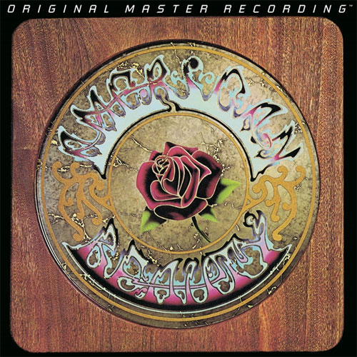 The Grateful Dead American Beauty Numbered Limited Edition 180g 45rpm 2LP