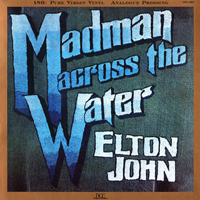 Elton John/Madman Across The Water  Numbered Limited Edition 180g LP