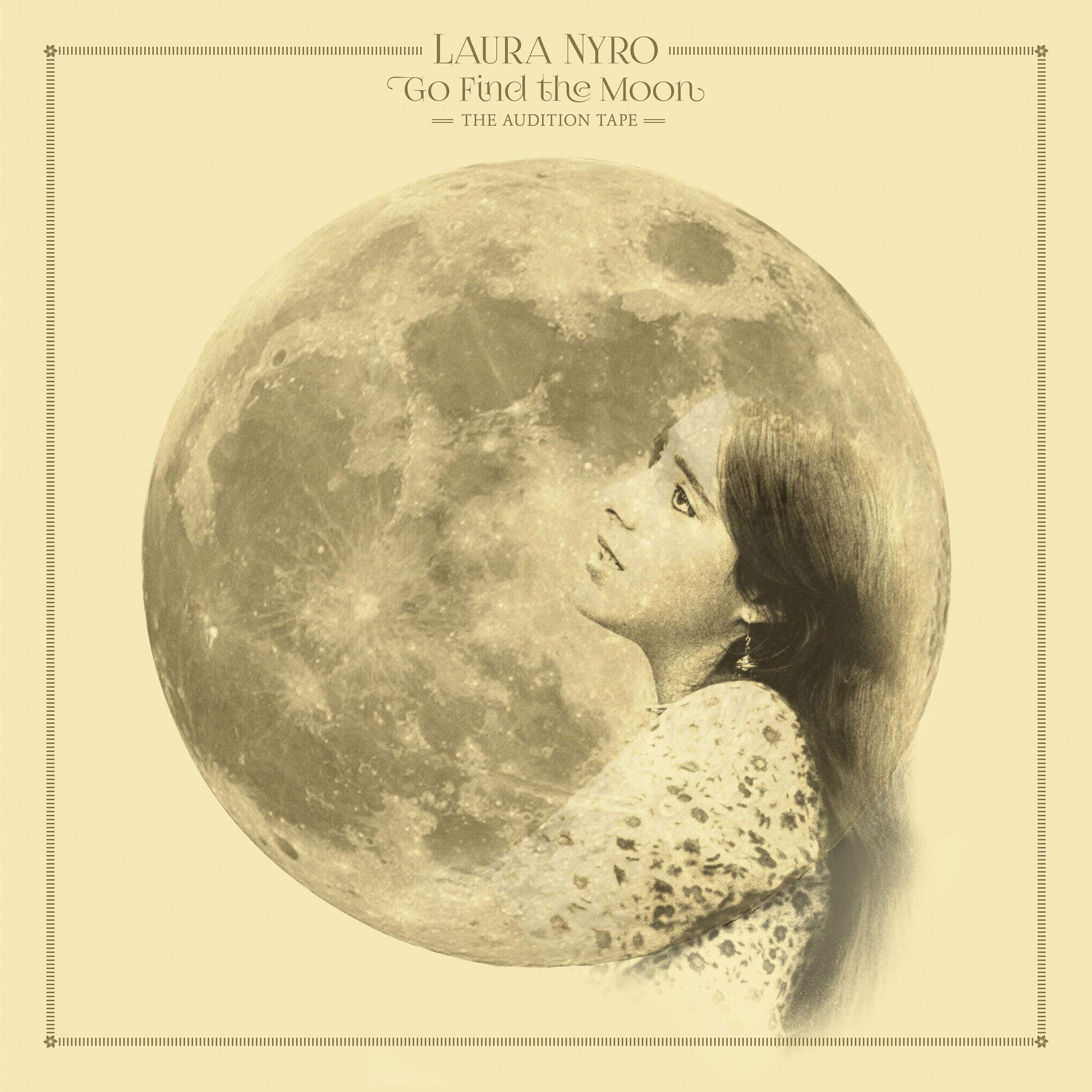 Laura Nyro Go Find The Moon: The Audition Tape 45rpm LP