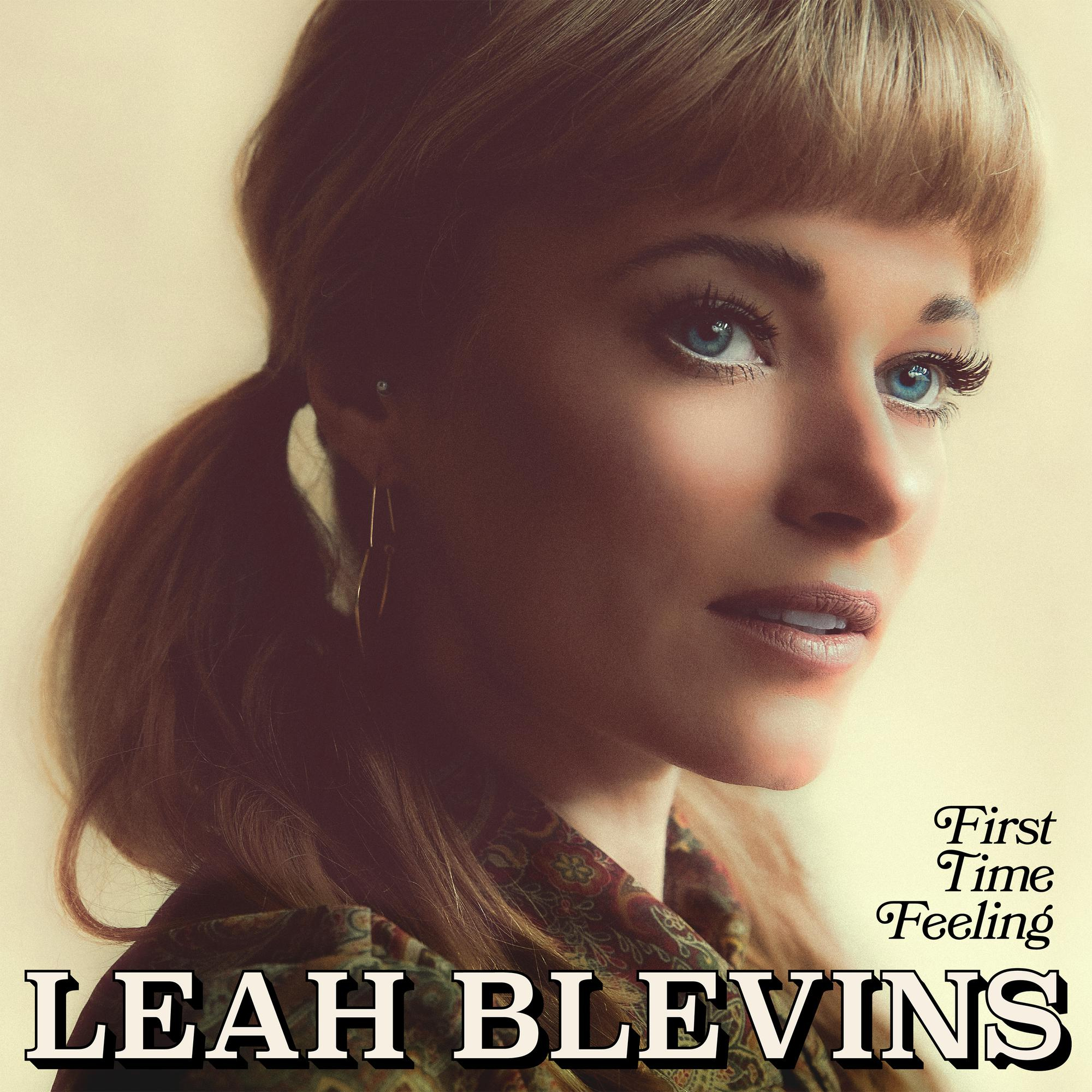 Leah Blevins First Time Feeling LP