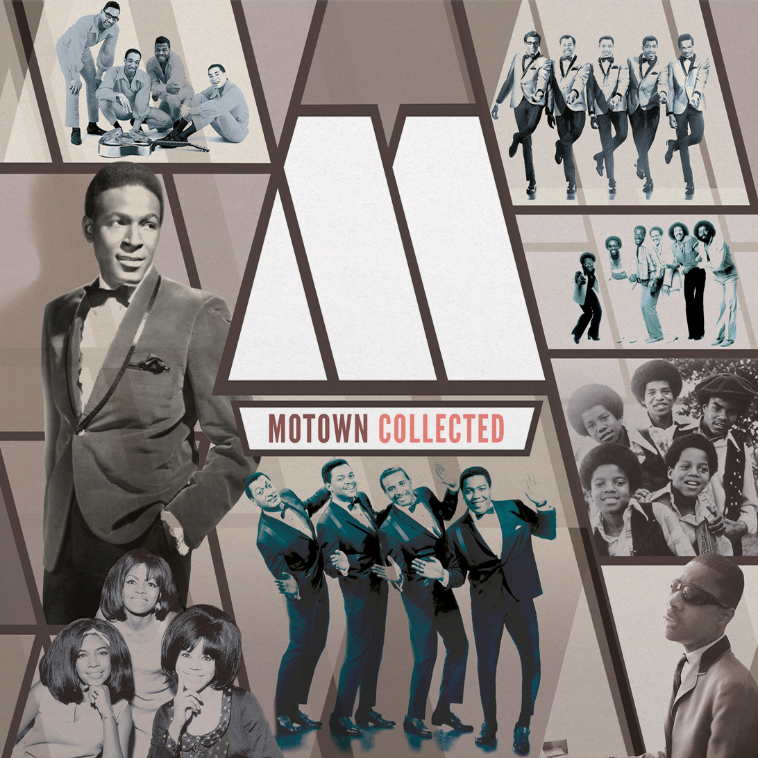 Motown Collected Numbered Limited Edition 180g Import 2LP (White Vinyl)