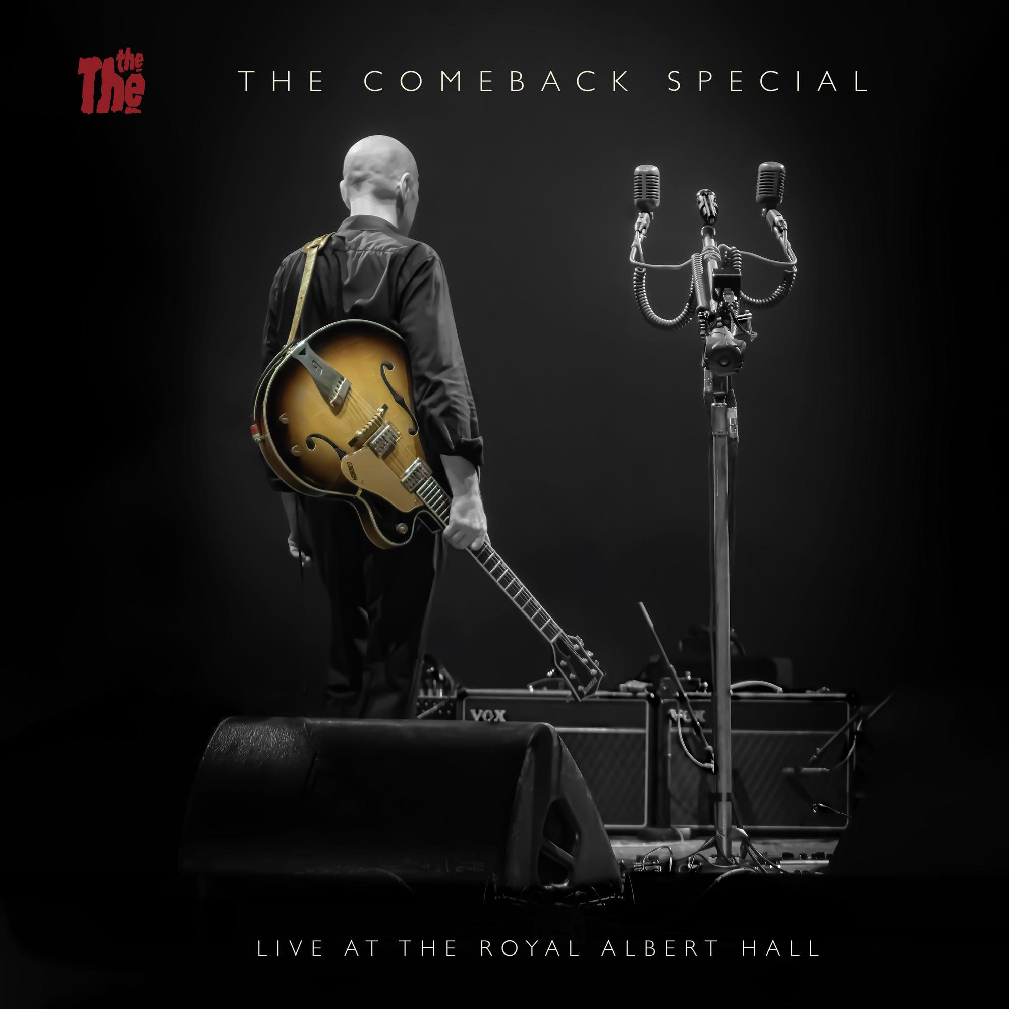 The The The Comeback Special: Live At The Royal Albert Hall 3LP (Crystal Clear Vinyl)