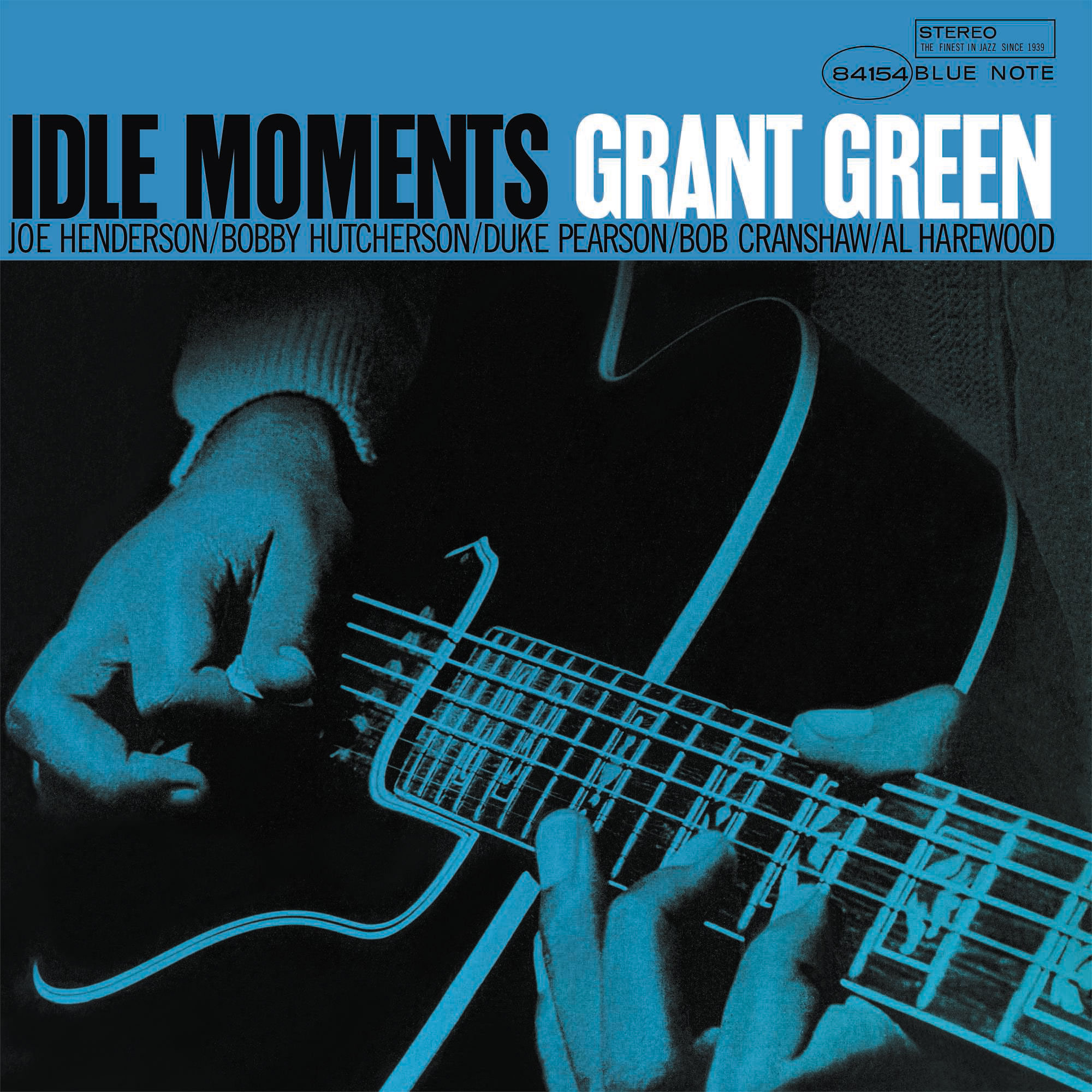 Grant Green Idle Moments (Blue Note Classic Vinyl Edition) 180g LP