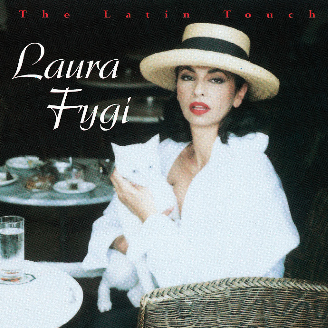 Laura Fygi The Latin Touch Numbered Limited Edition Hybrid Stereo Japanese Import SACD