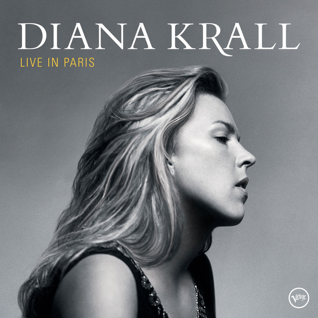 Diana Krall Live In Paris Numbered Limited Edition Hybrid Stereo Japanese Import SACD