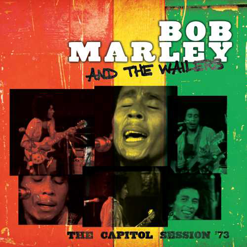 Bob Marley & The Wailers The Capitol Session '73 2LP (Green Marble Vinyl)