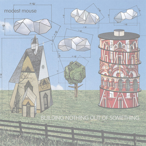 Modest Mouse Building Nothing Out Of Something 180g LP