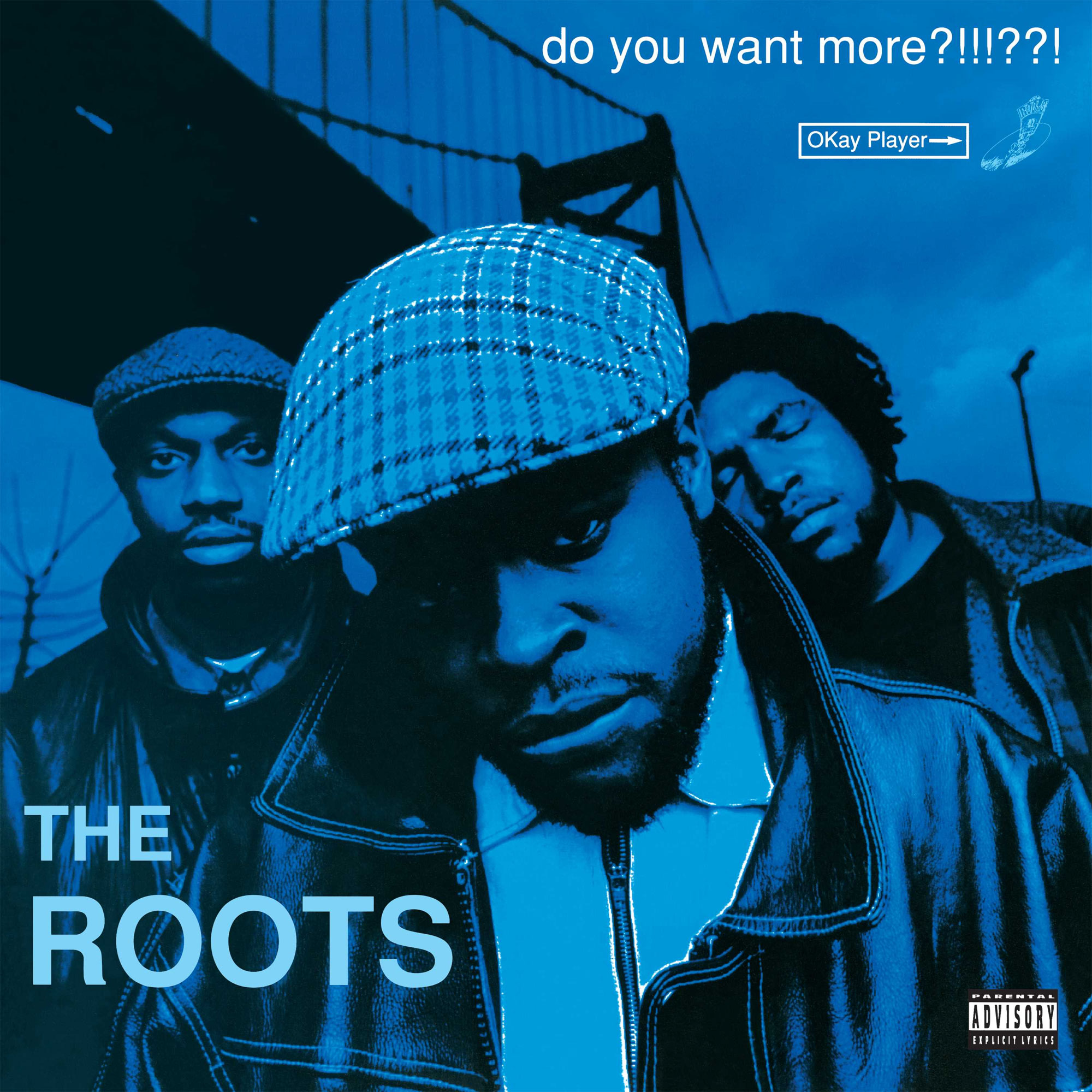 The Roots Do You Want More?!!!??! (Deluxe Edition) 3LP Scratch & Dent