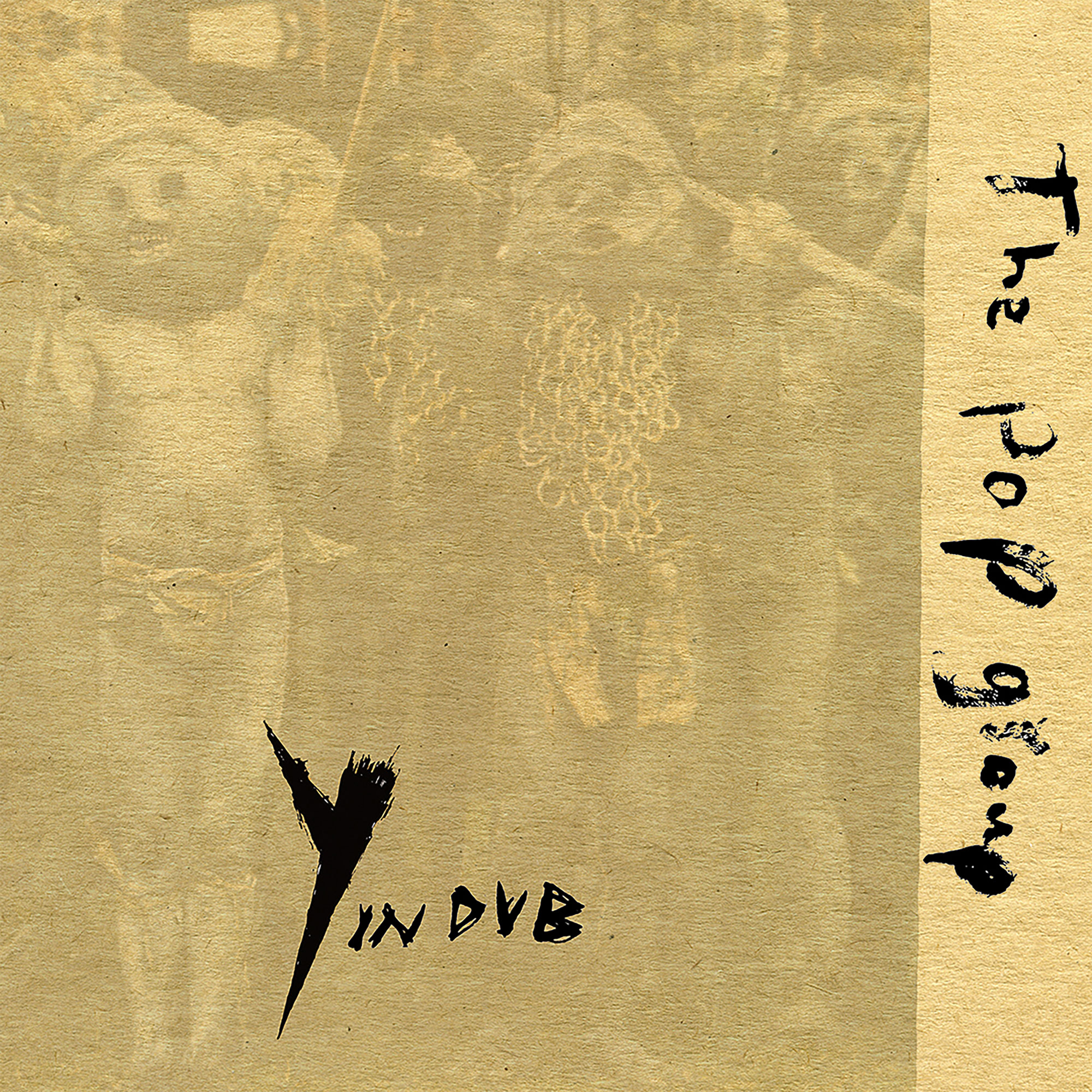 The Pop Group Y In Dub 2LP