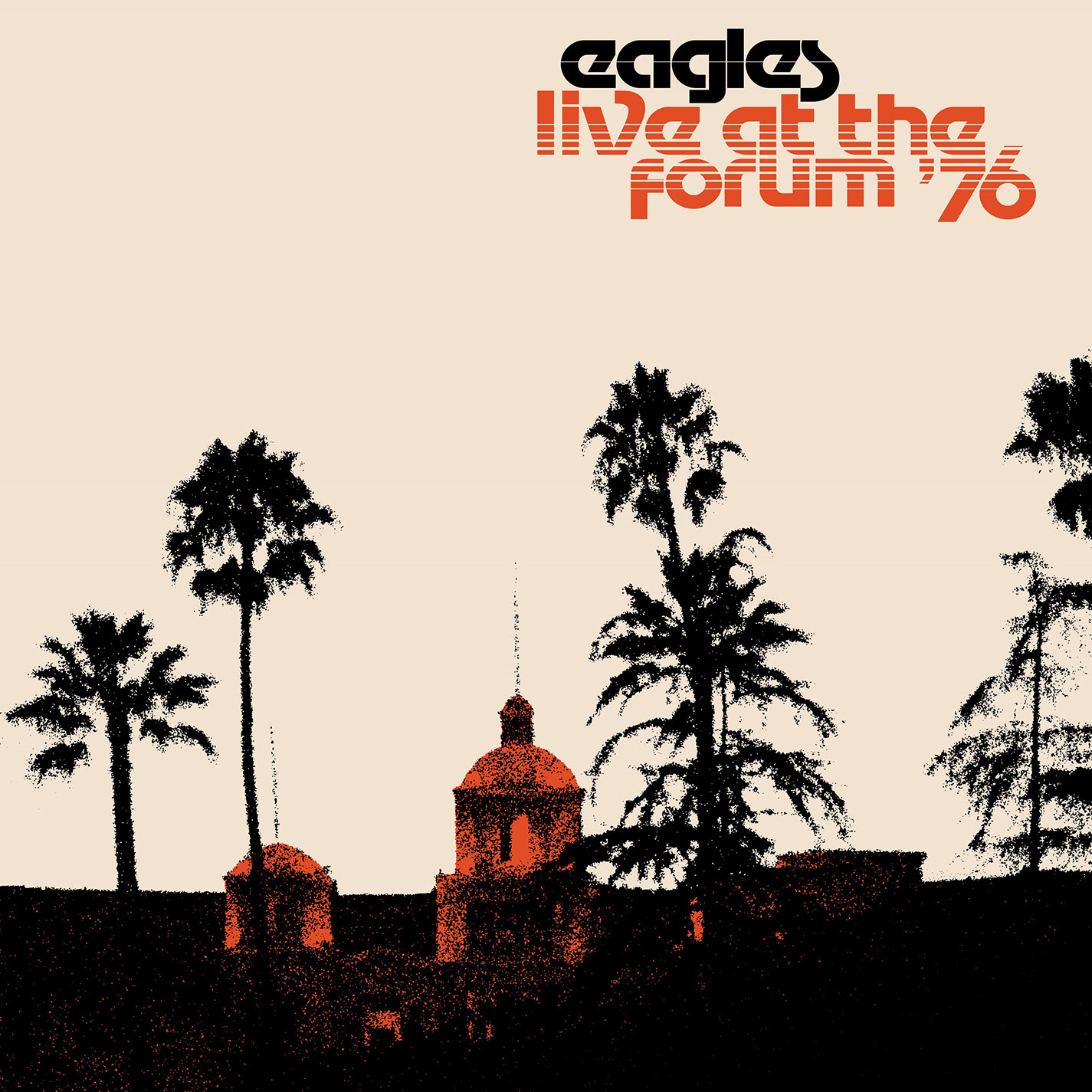 Eagles Live At The Forum '76 180g 2LP