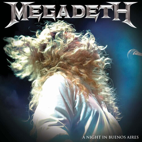 Megadeth A Night In Buenos Aires 180g 3LP