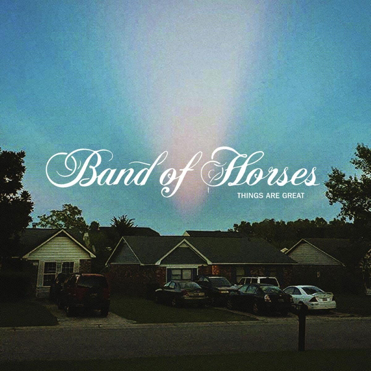 Band Of Horses Things Are Great LP