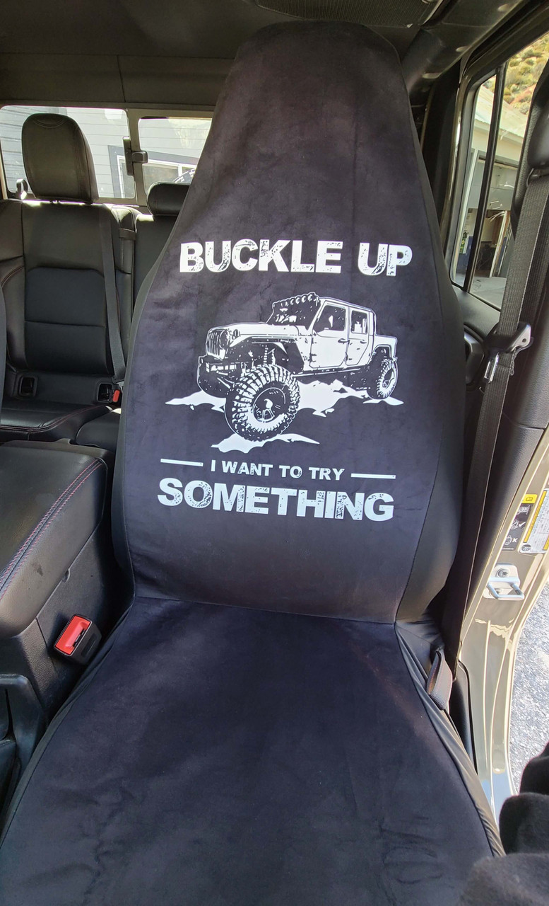 Gladiator Front Seat Covers (Pair)