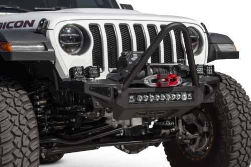 ADD Offroad Rock Fighter Front Stinger Winch Bumper